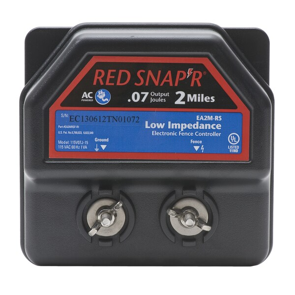 Red Snapr EA2M-RS 2 Mile AC-Powered Charger
