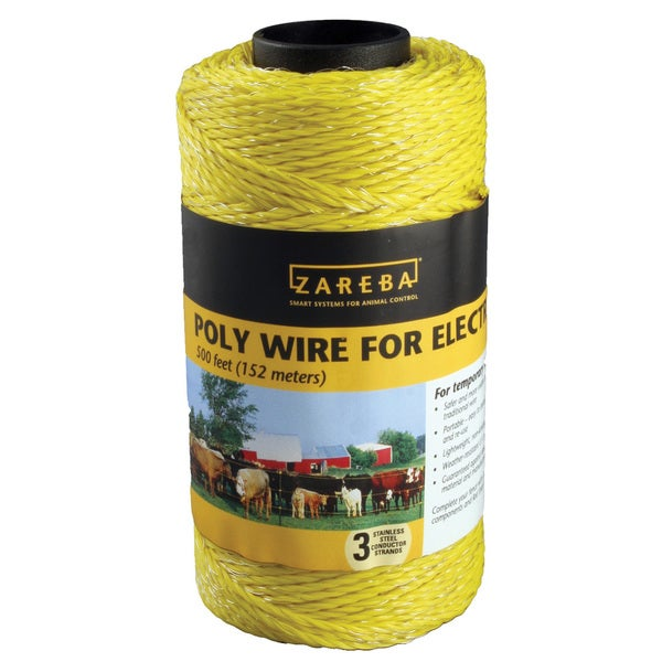 Red Snapr RSW500 500' Electric Fence Wire