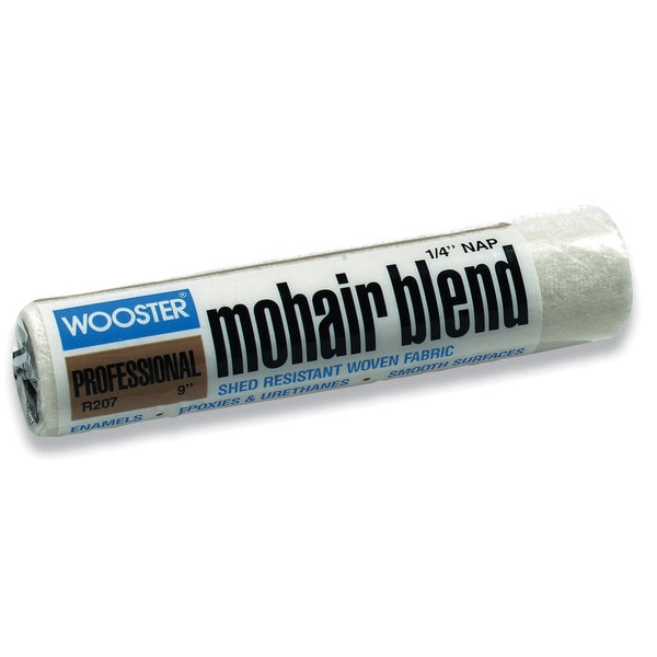 Wooster R207-9 Mohair Blend Roller Cover