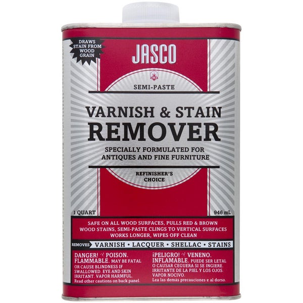 Jasco QJBV00102 1 Quart Speedomatic Semi-Paste Paint Remover