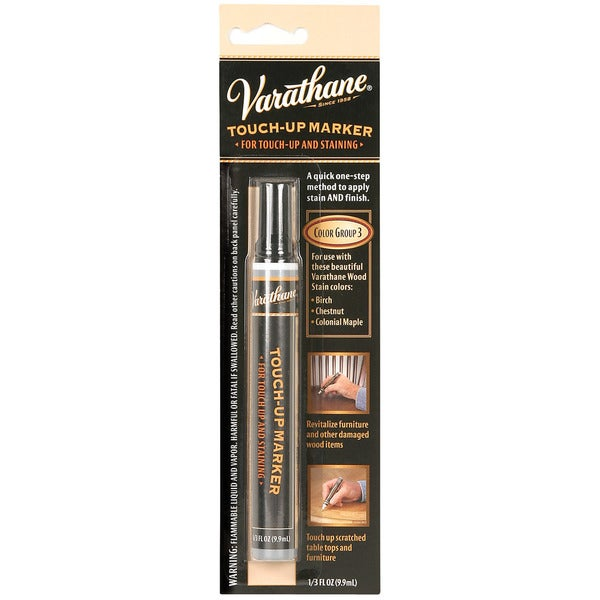 Varathane 215354 Group 3 Finish Touch Up Pen