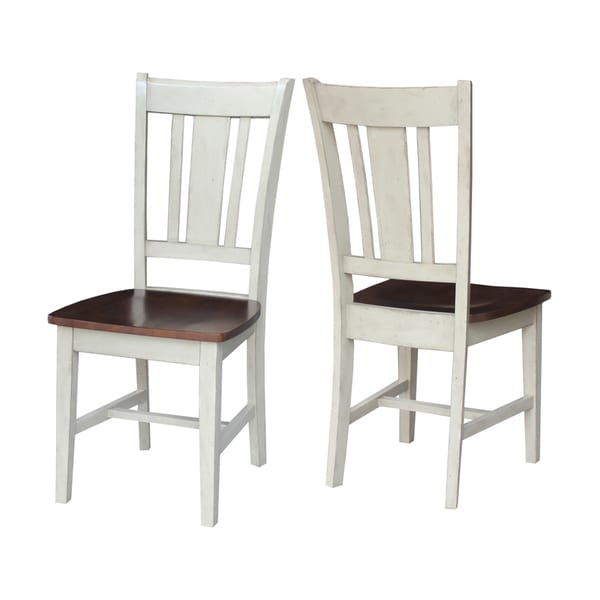 San Remo Splatback Chair (Set of 2)