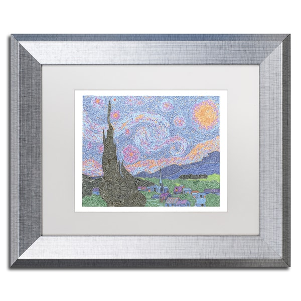 Viz Art Ink 'A Night To Remember' Matted Framed Art 21454437