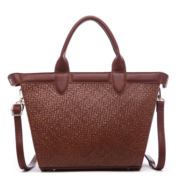 Pink Haley Electra Shopping Tote Bag