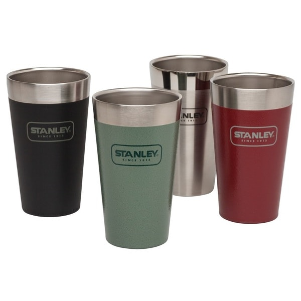 Stanley Adventure Multicolor Stainless Steel 16-ounce Stacking Cups (Pack of 4) 21459720
