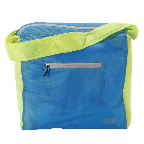 Lewis N. Clark ElectroLight Nylon Tote Bag