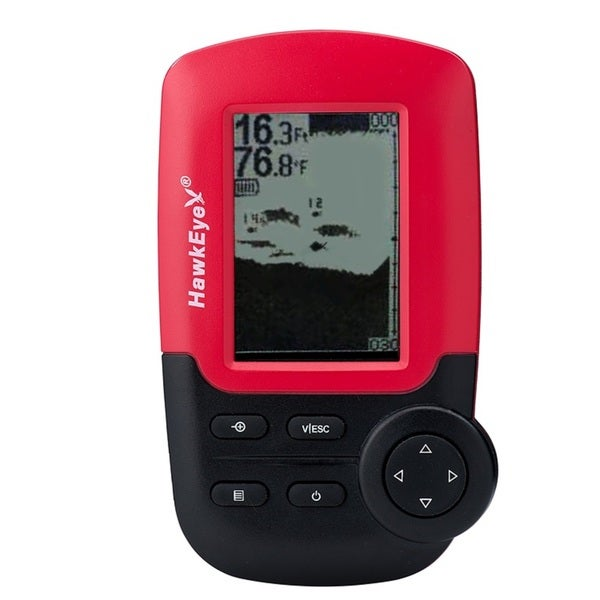 HawkEye FishTrax 1X Dot-matrix Fish Finder