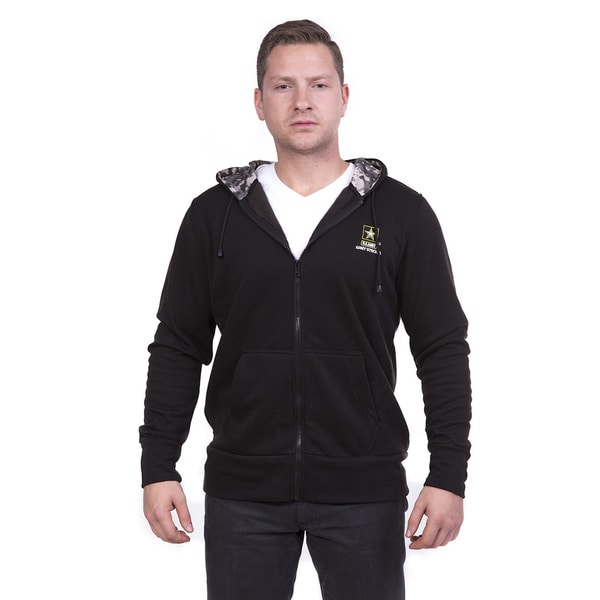 Officially Licensed U.S. Army Zip-up Hooded Sweatshirt 21469983