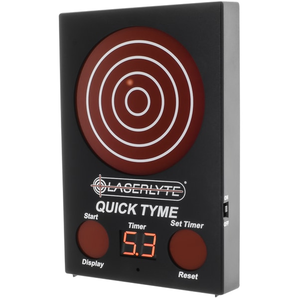 Laserlyte Quick Tyme Laser Trainer Target