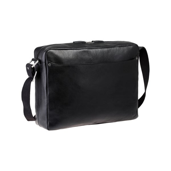 Scully Leather Travel Briefcase