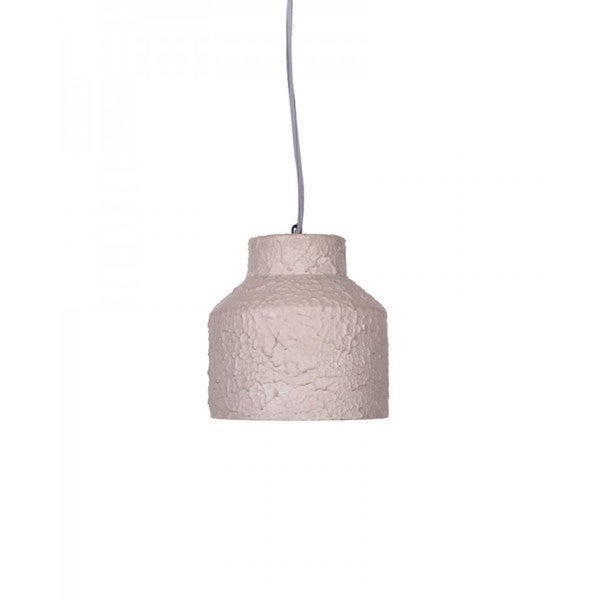 Concrete Cylinder Shade Pendant Light