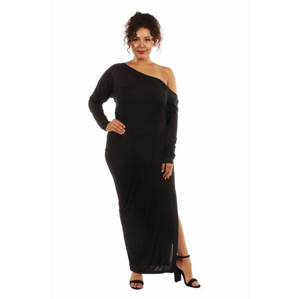 Superstar Plus Size Maxi Dress