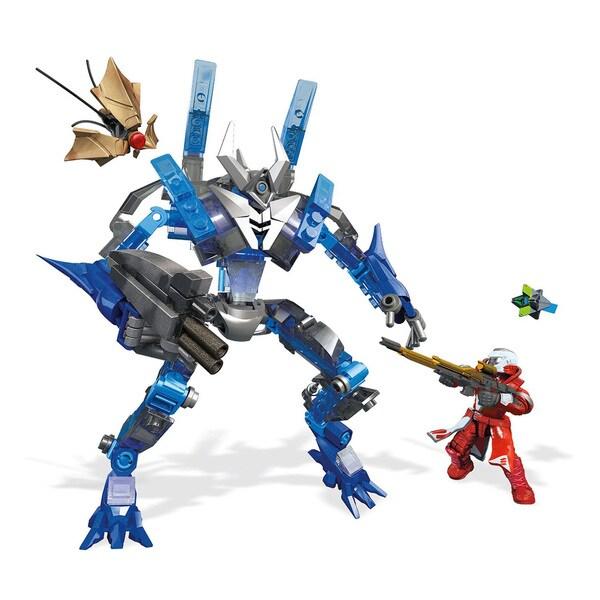 Mattel Mega Bloks Destiny Vault of Glass with Atheon Construction Set 21474908