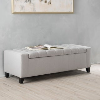 Hikaru Storage Ottoman by Christopher Knight Home