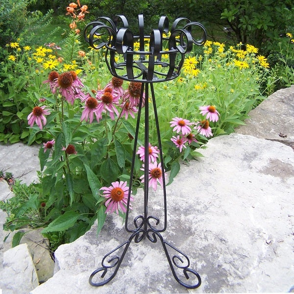 Entwine Plant Stand