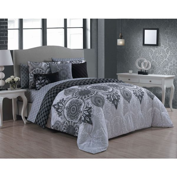 Avondale Manor Natalie 10-piece Bed in a Bag Set