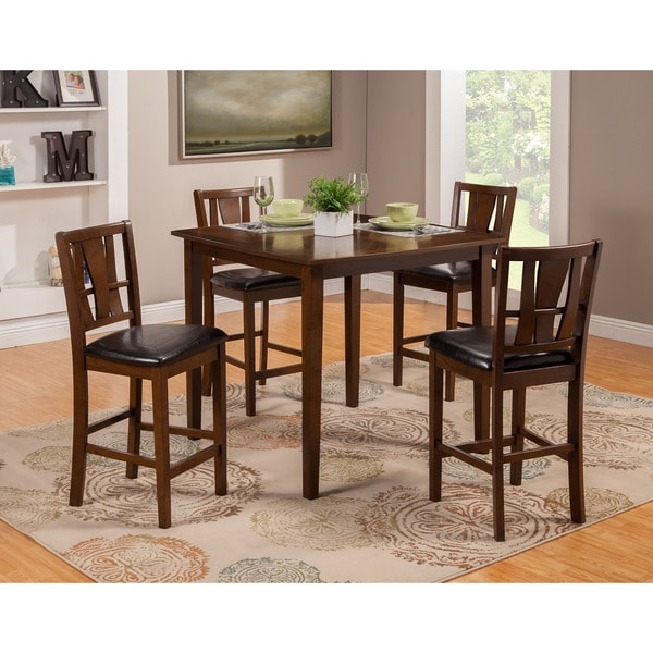 Alpine Del Rey 5 Piece Pub Set