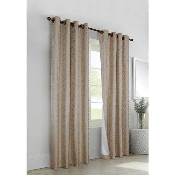 Highgate Thermaplus Insulated Blackout Window Curtain Panel