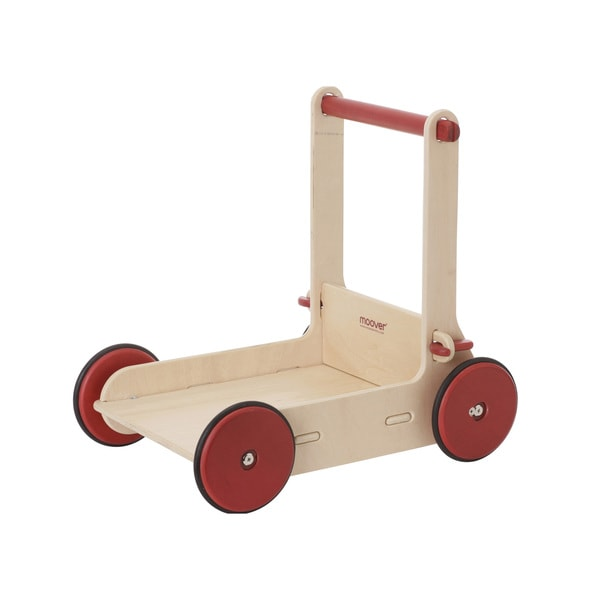 Haba Moover Multicolor Wood Baby Walker