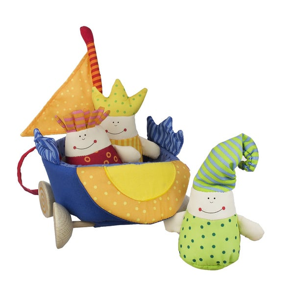 Haba Dream Journey Play Set