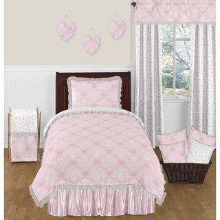 Sweet Jojo Designs Alexa Twin 4-piece Comforter Set