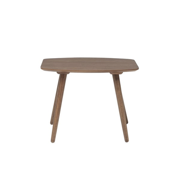 Beckett Square Side Table in American Walnut