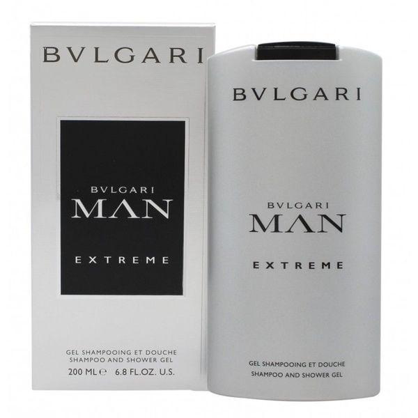 Bvlgari Man Extreme Men's 6.8-ounce Shampoo & Shower Gel