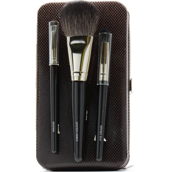 Laura Mercier 4-piece Travel Makeup Brush Set
