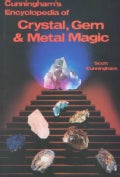 Cunningham's Encyclopedia of Crystal, Gem, and Metal Magic (Paperback)
