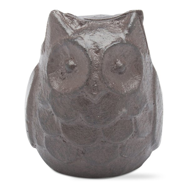 TAG Thanksgiving Owl Place Card Holder Set Of 4