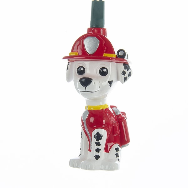 Kurt Adler UL 10-Light Paw Patrol Marshall Light Set