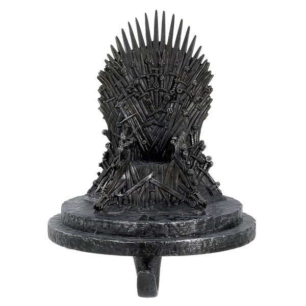 Kurt Adler 6-Inch Game of Thrones Stocking Holder