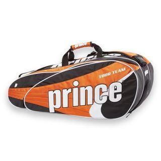 Prince Tour Team Orange Nylon Tennis Bag (Pack of 12)