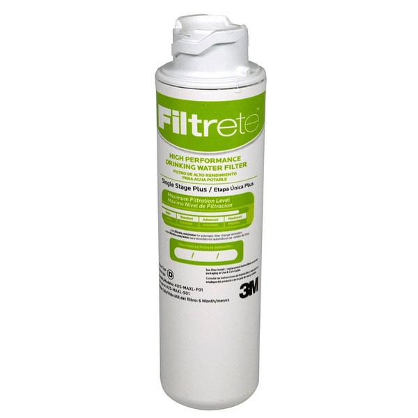 Filtrete Air Purifiers 4US-MAXL-F01 Filtrete Drinking Water Replacement Filter 21532580