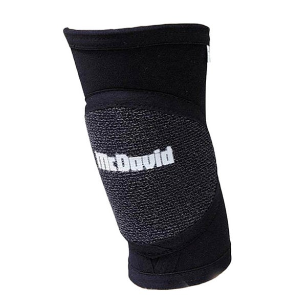 McDavid Classic 671 Standard Black Medium Handball/Indoor Knee Pad