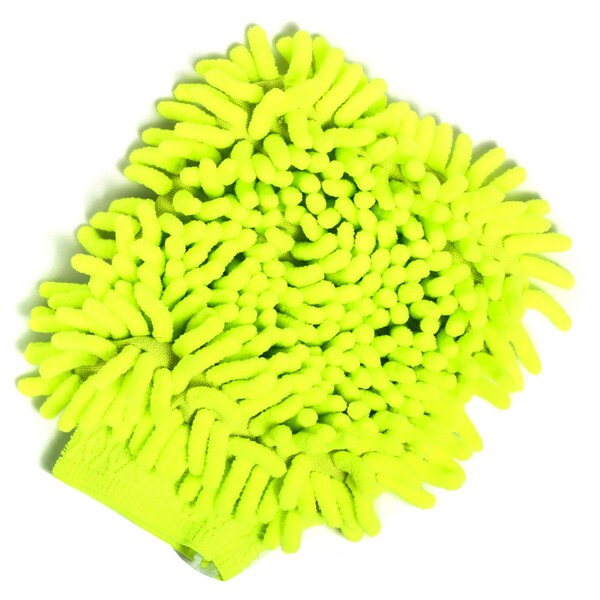 Chenille Microfiber Lint-free Scratch-free Wash Mitt