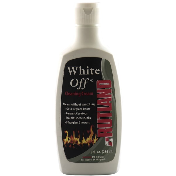 Rutland 565 8 Oz White Off Glass Ceramic Cleaning Cream
