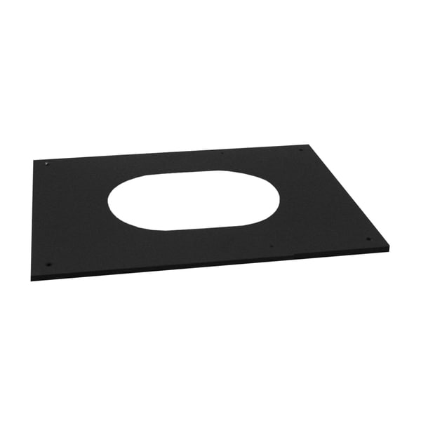 "Selkirk 8T-PCPAJ 8"" Adjustable Pitched Ceiling Plate"