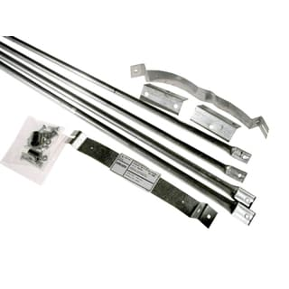 "Selkirk 8T-RBK 8"" Stainless Steel Roof Brace Kit"