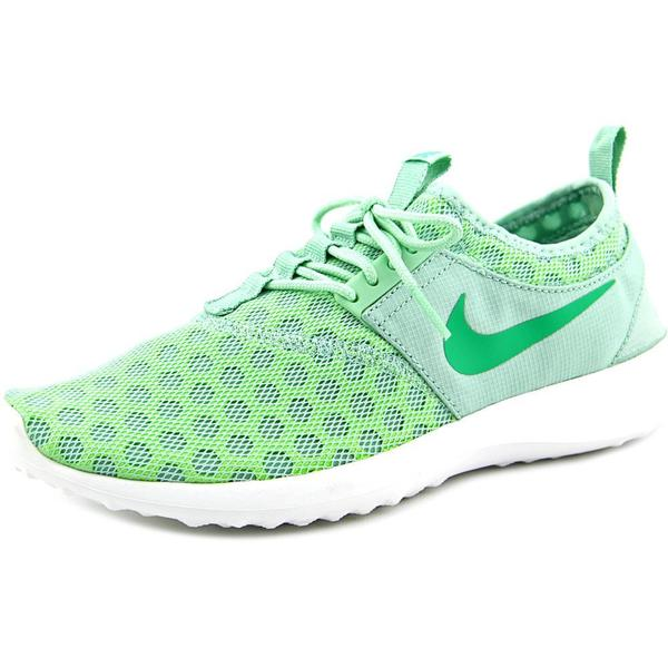 Nike Women's Juvenate Green Mesh Athletic Shoes