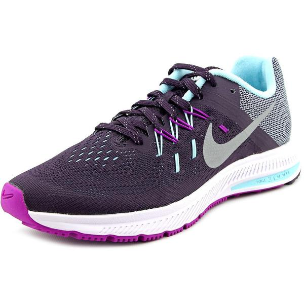 Nike Women's 'Wmns Zoom Winflo 2 Flash' Mesh Athletic Shoes