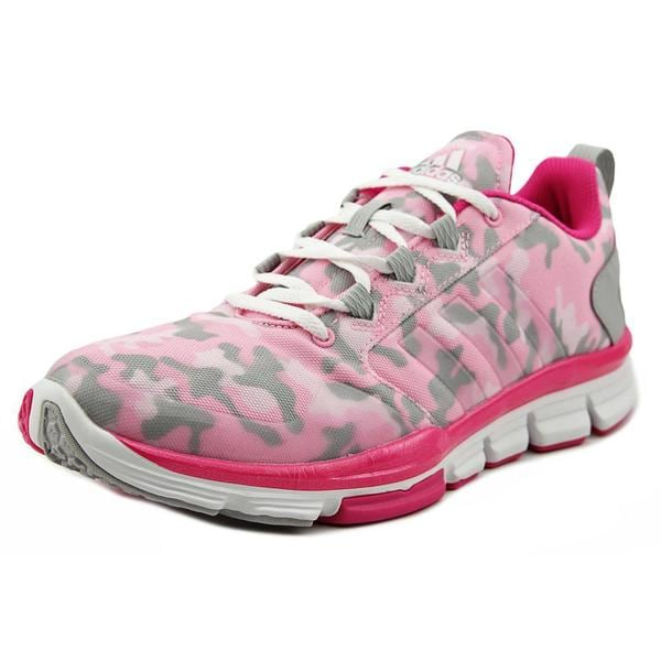 Adidas Women's Speed Trainer 2 W Pink Mesh Athletic Shoes