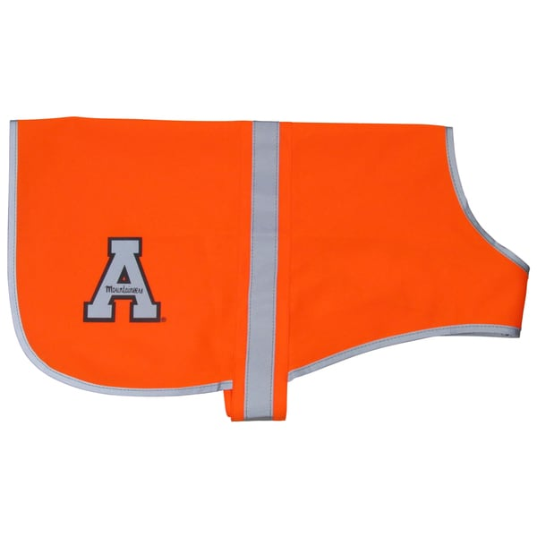 Appalachian State University Reflective Dog Vest