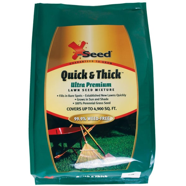 X-Seed 20226 7 Lb Quick Thick