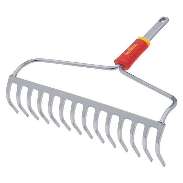 Wolf Garten DOM35-1647004 Bow Holder Rake
