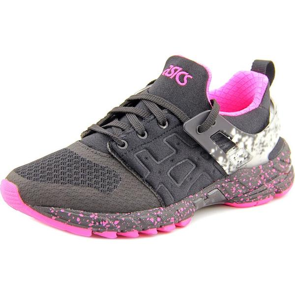 Asics Women's GT-DS Black Fabric Athletic Shoes