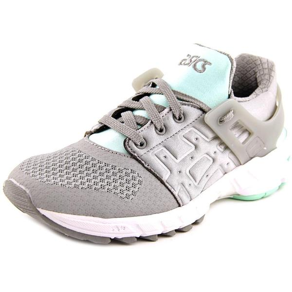 Asics Women's GT-DS Grey Mesh Athletic Shoes