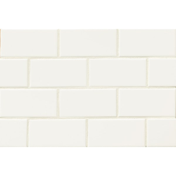 Bedrosians Tradition Gloss Ceramic Tile (Case of 80)