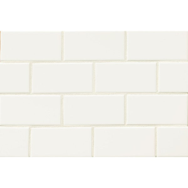 Bedrosians Tradition Gloss Ceramic Tile (Case of 80)