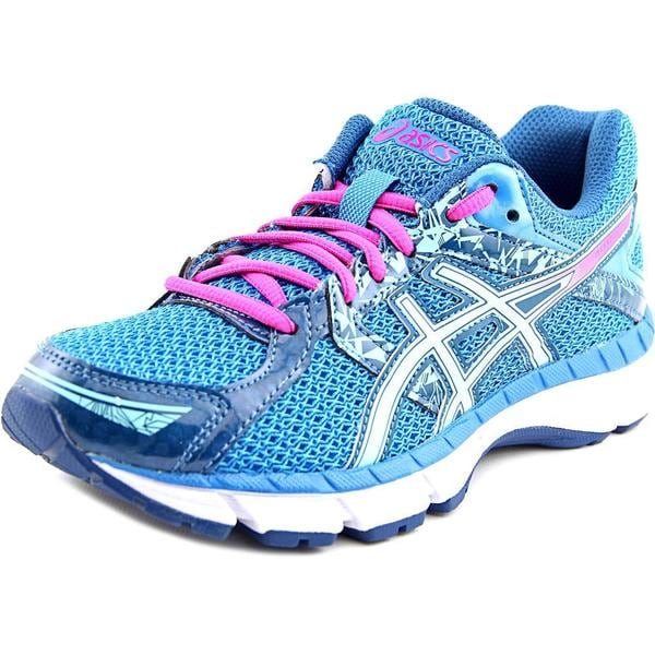 Asics Women's Gel Excite 3 Blue Mesh Athletic Shoes